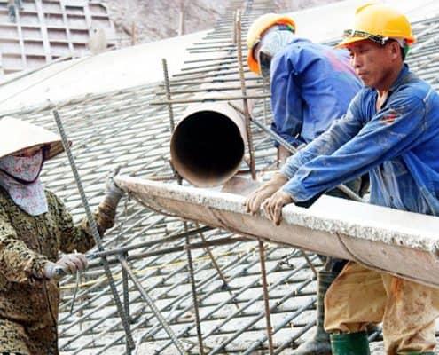 bảo hiểm công nhân xây dựng