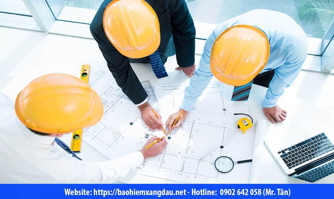 Mức phí bảo hiểm trách nhiệm nghề nghiệp tư vấn xây dựng