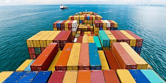 hình container hàng hóa