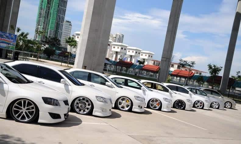 Các loại phí dành cho xe ô tô nhập khẩu