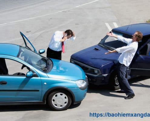 quy định tính khấu hao bảo hiểm xe ô tô