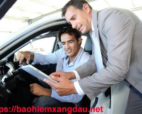 bảo hiểm tai nạn lái phụ xe và người ngồi trên xe