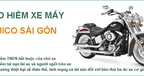 bảo hiểm xe máy pjico hcm