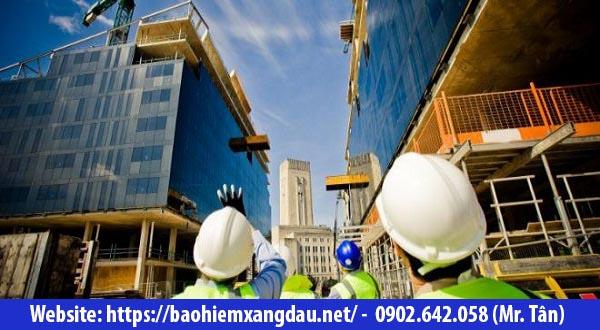 Mức phí bảo hiểm công trình xây dựng