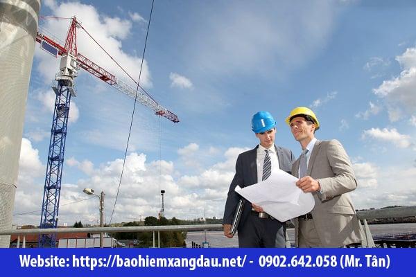 Đơn vị cung cấp bảo hiểm công trình xây dựng uy tín