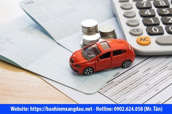giá bảo hiểm thân vỏ ô tô