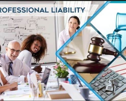 Các loại hình bảo hiểm trách nhiệm nghề nghiệp