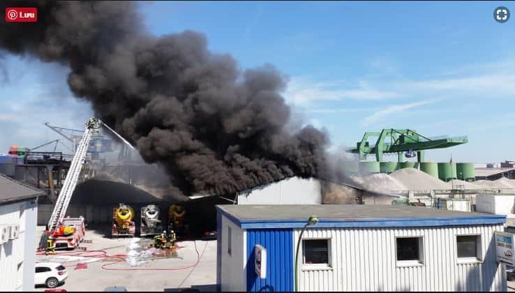 Bảo hiểm cháy nổ nhà kho, nhà xưởng