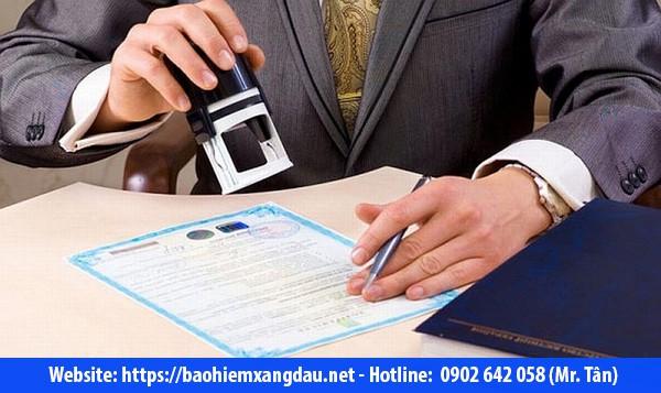 Thủ tục đăng ký bảo hiểm trách nhiệm nghề công chứng viên
