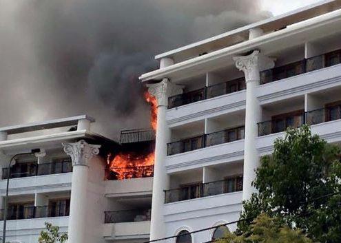 bảo hiểm cháy nổ khách sạn