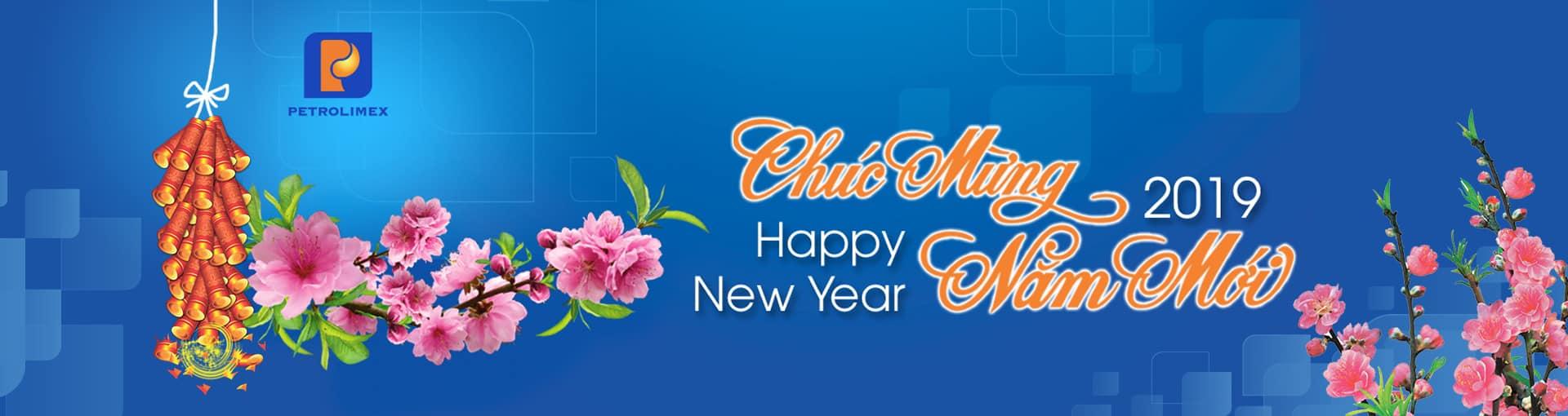 Chúc mừng năm mới Pjico 2019
