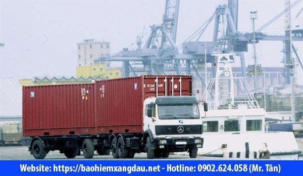 Mức phí bảo hiểm hàng hóa vận chuyển nội địa