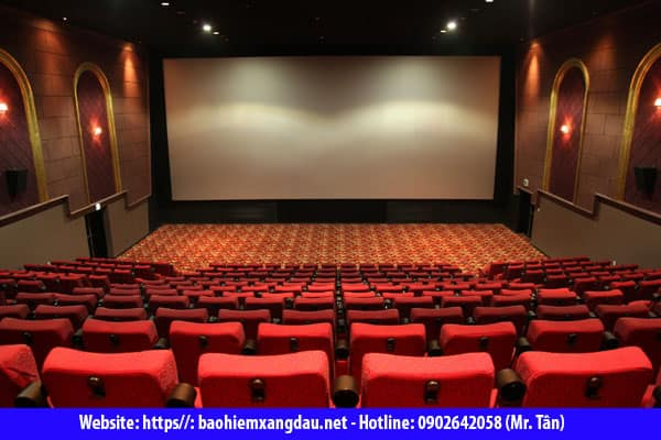 Bảo hiểm cháy nổ rạp chiếu phim