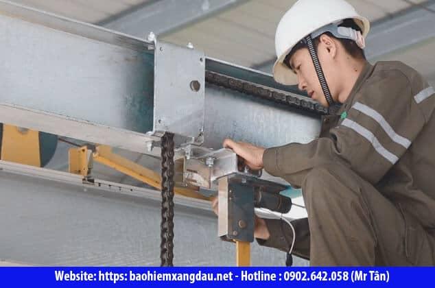 Mức phí bảo hiểm lắp đặt máy móc thiết bị